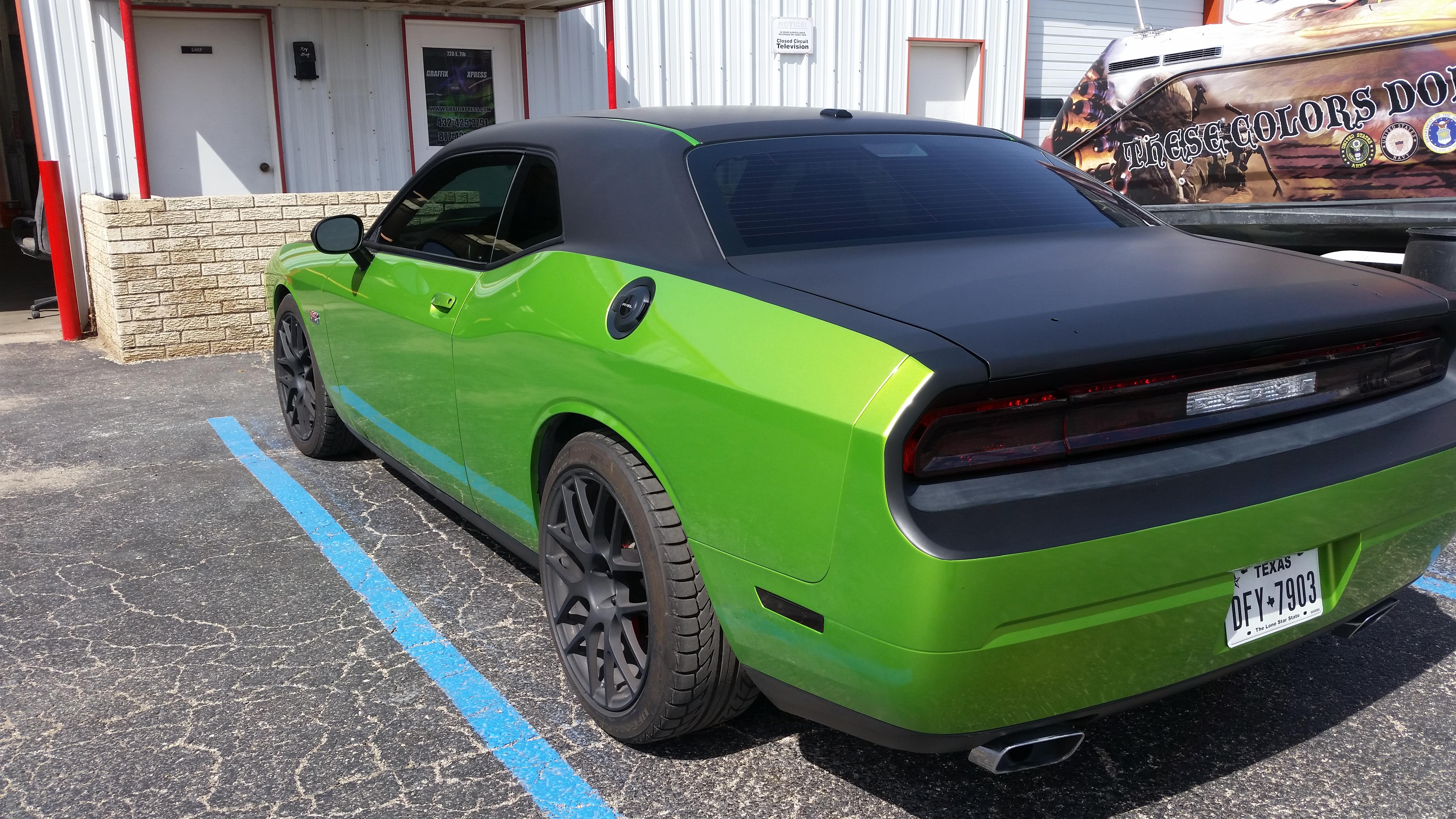 Car Wraps Custom Decals Midland TX